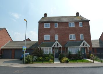 Thumbnail 4 bedroom semi-detached house for sale in Winter Gate Road, Longford, Gloucester