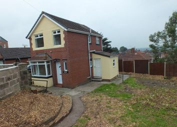Thumbnail 3 bedroom detached house to rent in Ambleside Place, Off High Lane, Stoke-On-Trent