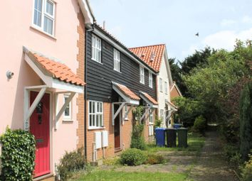 Thumbnail 2 bed terraced house for sale in Elms Lane, Wangford, Beccles