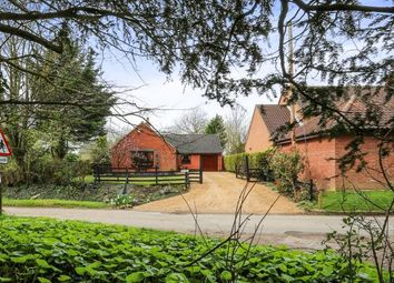 Thumbnail 3 bedroom bungalow for sale in Carleton Rode, Norwich, Norfolk