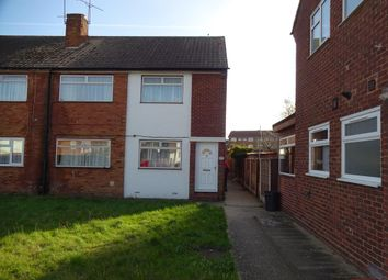 Thumbnail 1 bed maisonette for sale in Larch Crescent, Hayes
