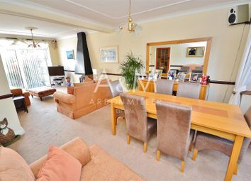 Thumbnail 4 bed semi-detached house for sale in Mapleleafe Gardens, Barkingside, Ilford