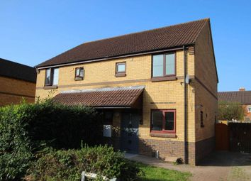 Thumbnail 2 bed semi-detached house for sale in Rhine Close, Caversham, Reading