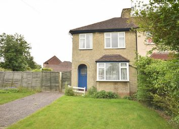 Thumbnail 3 bed semi-detached house for sale in 141 West End, Kemsing, Sevenoaks