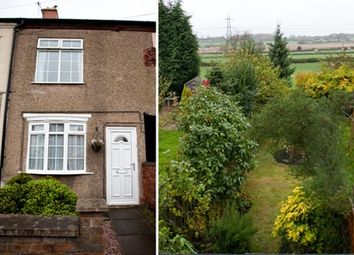 Thumbnail 2 bed terraced house to rent in Swannington Road, Ravenstone