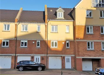 Thumbnail 4 bedroom terraced house for sale in Near Waters Edge, Tandem Garage, Wyke