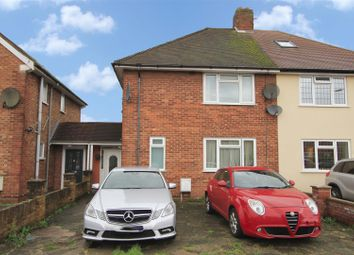 Thumbnail 3 bed semi-detached house for sale in Long Drive, Ruislip