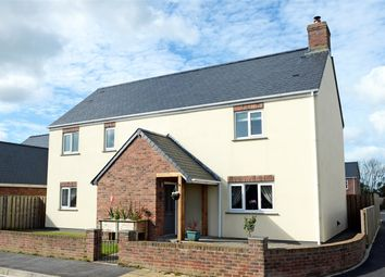 Thumbnail 4 bed detached house for sale in Willow Way, Camrose, Haverfordwest