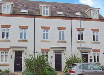 Thumbnail 3 bed town house to rent in Linkfield Road, Mountsorrel, Loughborough