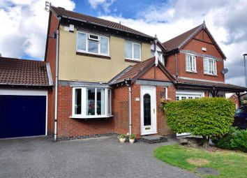 Thumbnail 3 bed semi-detached house for sale in Southfield Close, Dukinfield