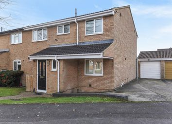 Thumbnail 4 bed semi-detached house to rent in Lowbrook Drive, Maidenhead