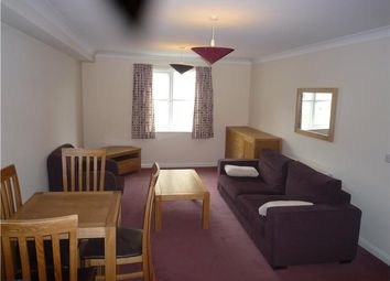 Thumbnail 2 bedroom flat to rent in Bentley House, Abbeygate Court, High Street, March