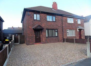 Thumbnail 3 bed semi-detached house for sale in Nook Lane, Golborne, Warrington
