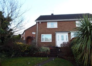 Thumbnail 3 bed semi-detached house for sale in Lilac Avenue, Carlton, Nottingham
