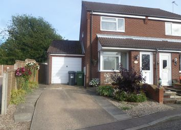 Thumbnail 3 bedroom semi-detached house for sale in Swann Grove, Holt