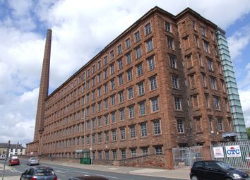 Thumbnail 2 bed flat for sale in West Block, Shaddon Mill, Carlisle, Cumbria