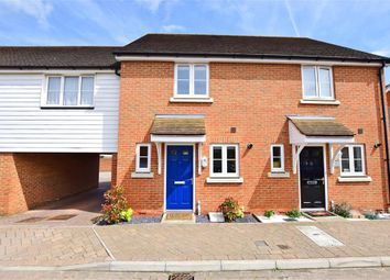 Thumbnail 2 bed terraced house for sale in Glimmer Way, Wainscott, Rochester, Kent