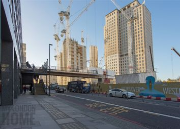 Thumbnail 2 bed flat for sale in Southbank Place, One Casson Square, York Road, London