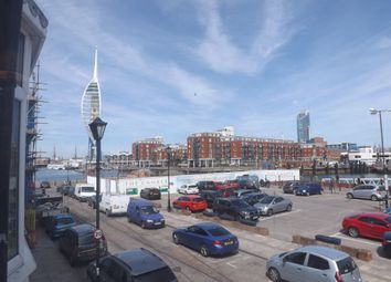 Thumbnail 3 bed town house to rent in Broad Street, Portsmouth