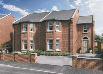 Thumbnail 4 bed property for sale in Plot One, Rosehill Road, Ipswich