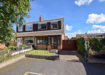Thumbnail 3 bed semi-detached house for sale in Stuart Close, Moreton