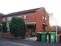 Thumbnail 2 bed duplex to rent in Park Road, Lenton, Nottingham