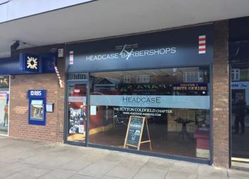 Thumbnail Retail premises to let in 35 Birmingham Road, Sutton Coldfield