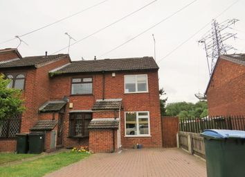 Thumbnail 2 bed end terrace house to rent in Tynemouth Close, Longford, Coventry