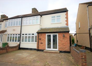 Thumbnail 4 bed end terrace house for sale in Benets Road, Hornchurch
