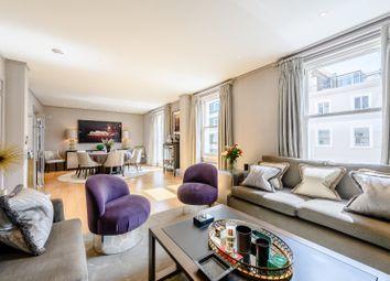 Pont Street, London SW1X. 4 bed flat