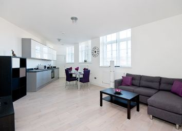 Thumbnail 2 bed flat to rent in Anglers Lane, London