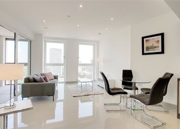 Thumbnail 1 bed flat to rent in Conquest Tower, Blackfirars Circus, 130 Blackfriars Road, London