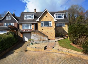 Thumbnail 4 bed detached house for sale in Heath Ridge, Long Ashton, Bristol