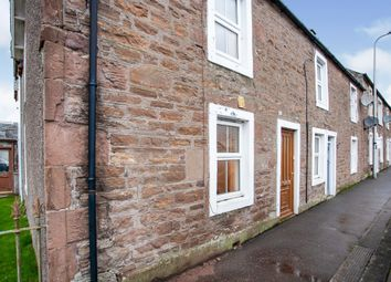 Thumbnail 2 bed terraced house for sale in Front Street, Braco, Dunblane