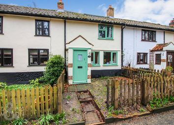 Thumbnail 2 bed cottage for sale in Norwich Road, Tacolneston, Norwich