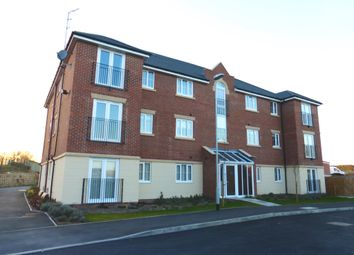 Thumbnail 2 bed flat for sale in Freya Road, Ollerton, Newark