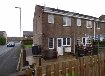 Thumbnail 2 bedroom end terrace house for sale in Howden Close, Cowlersley, Huddersfield