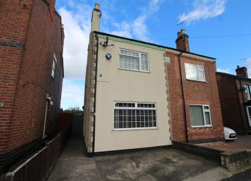 Thumbnail 3 bed semi-detached house for sale in Beech Lane, Stretton, Burton-On-Trent