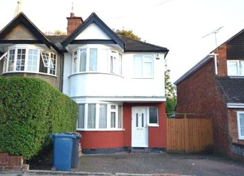 Thumbnail 3 bed semi-detached house for sale in Malvern Avenue, Harrow, Middlesex