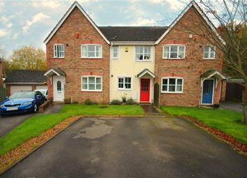 Thumbnail 2 bed town house for sale in Hampshire Crescent, Lightwood, Stoke-On-Trent