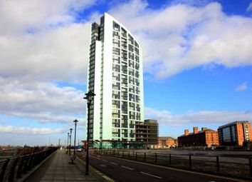 Thumbnail 1 bed flat to rent in 5 Alexandra Tower, 19 Princes Parade, Liverpool
