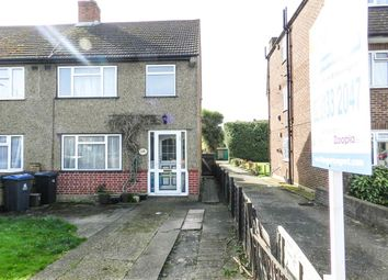 Thumbnail 3 bed end terrace house for sale in Moor Lane, Chessington