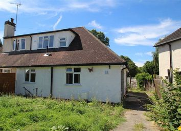 Thumbnail 5 bed semi-detached bungalow to rent in Manor Waye, Uxbridge, Middlesex