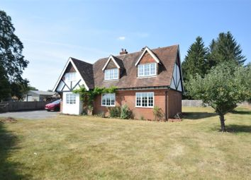 Upper Wield, Alresford SO24. 4 bed detached house