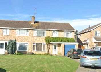Thumbnail 4 bed semi-detached house for sale in Moselle Drive, Churchdown, Gloucester
