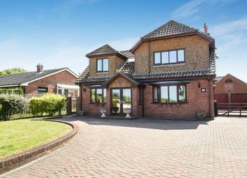 Thumbnail 4 bed detached house for sale in Sunderton Lane, Clanfield
