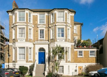 Thumbnail 2 bed flat for sale in Mount Ephraim Road, London