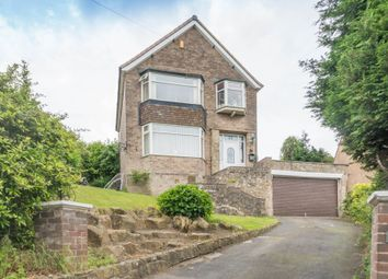 Thumbnail 3 bed detached house for sale in Prospect Road, Bradway, Sheffield