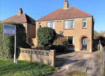 Thumbnail Semi-detached house for sale in Newport Road, New Bradwell, Milton Keynes