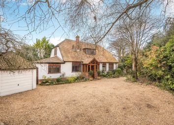 Thumbnail 4 bed detached house for sale in Downacre, Church Path, Horndean